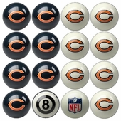 Chicago Bears Game Room