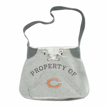 Chicago Bears Hoodie Sling Purse