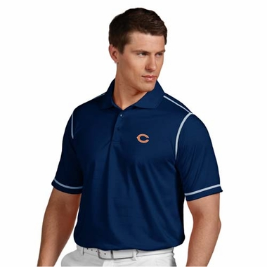Chicago Bears Mens Icon Polo (Color: Navy)