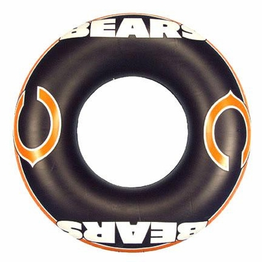 Chicago Bears Inflatable Inner Tube