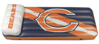 Chicago Bears Inflatable Raft
