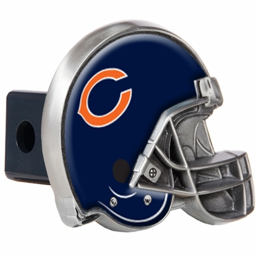 Chicago Bears Metal Helmet Trailer Hitch Cover