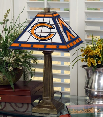 Chicago Bears Mission Lamp