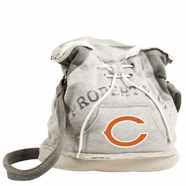 Chicago Bears Property of Hoody Duffle