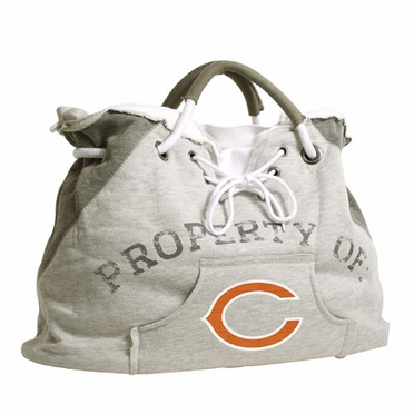 Chicago Bears Property of Hoody Tote