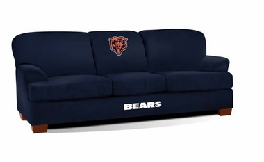 Chicago Bears First Team Sofa