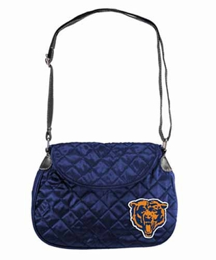 Chicago Bears Quilted Saddlebag