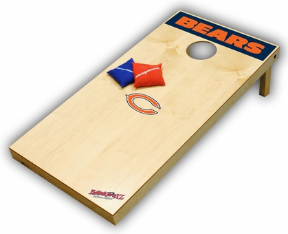 Chicago Bears Regulation Size (XL) Tailgate Toss Beanbag Game