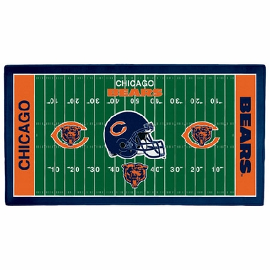 Chicago Bears Runner Mat