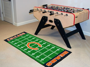 Chicago Bears Runner Rug