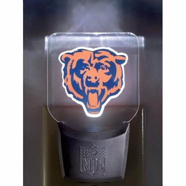Chicago Bears Set of 2 Nightlights