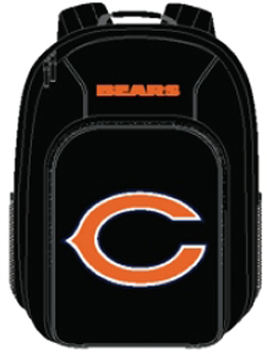 Chicago Bears Southpaw Youth Backpack