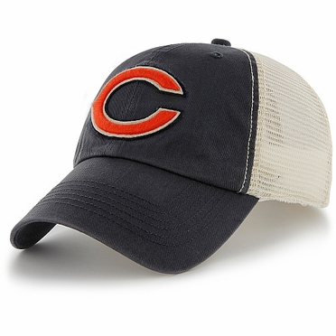 Chicago Bears Stanwyk Slouch FlexFit Hat