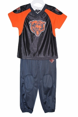 Chicago Bears Toddler NFL Jersey & Pants Set