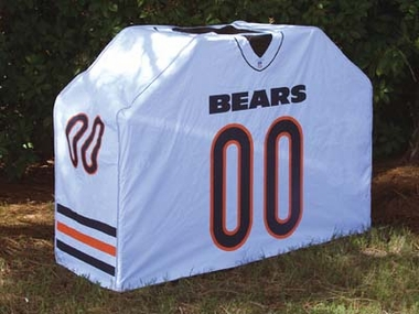 Chicago Bears Uniform Grill Cover