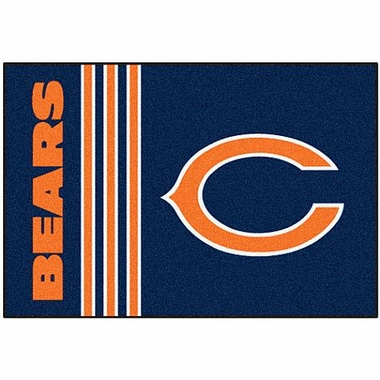 Chicago Bears Uniform Inspired 20 x 30 Rug