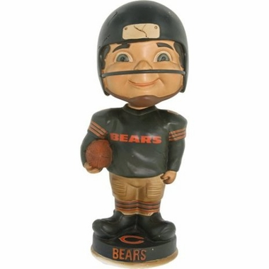 Chicago Bears Vintage Retro Bobble Head