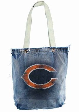 Chicago Bears Vintage Shopper (Denim)