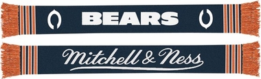 Chicago Bears Vintage Team Premium Scarf