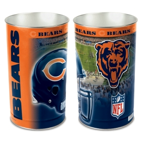 Chicago Bears Waste Paper Basket
