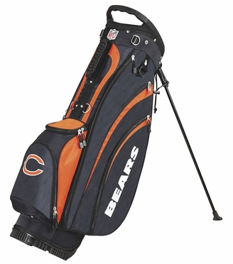 Chicago Bears Wilson Golf Carry Bag