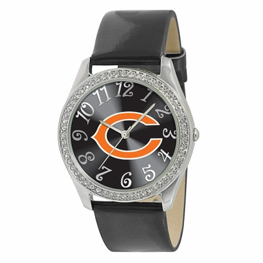 Chicago Bears Women's Glitz Watch