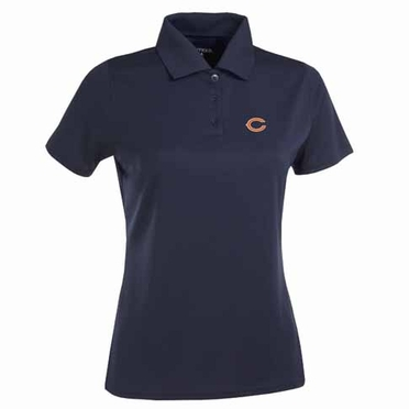 Chicago Bears Womens Exceed Polo (Team Color: Navy)