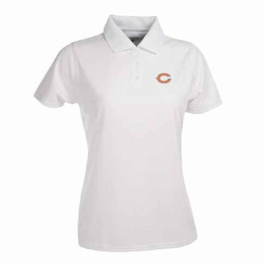 Chicago Bears Womens Exceed Polo (Color: White)