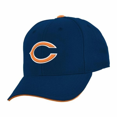 Chicago Bears Youth Adjustable Slouch Hat