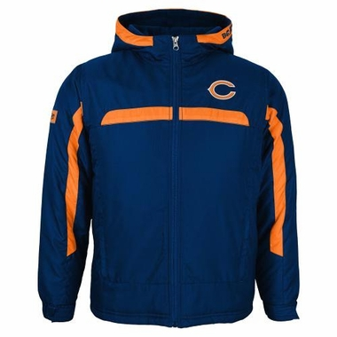 Chicago Bears YOUTH NFL Midweight Hooded Jacket