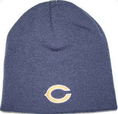 Chicago Bears Youth NFL Uncuffed Knit Hat