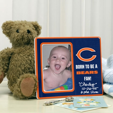 Chicago Bears Youth Picture Frame