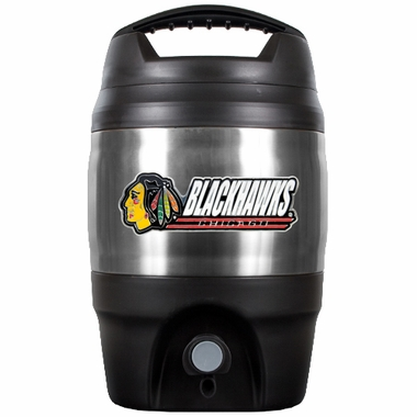 Chicago Blackhawks 1 Gallon Tailgate Jug
