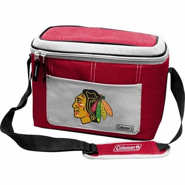 Chicago Blackhawks 12 Can Soft Side Cooler