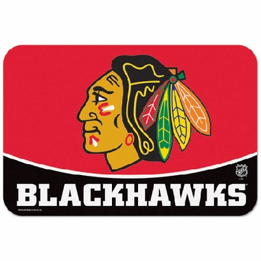 Chicago Blackhawks 20 x 30 Mat