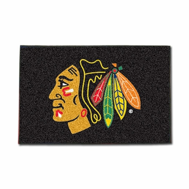 Chicago Blackhawks 20 x 30 Rug