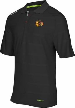 Chicago Blackhawks 2012 Team Performance Polo Shirt