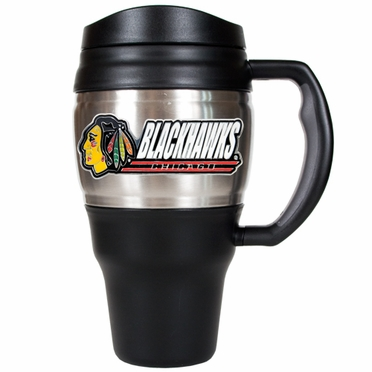 Chicago Blackhawks 20oz Oversized Travel Mug