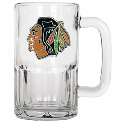 Chicago Blackhawks 20oz Root Beer Mug