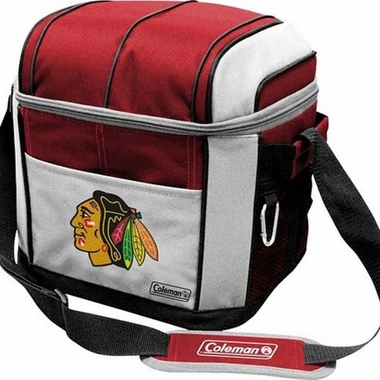 Chicago Blackhawks 24 Can Soft Side Cooler
