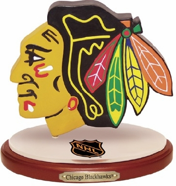 Chicago Blackhawks 3D Logo