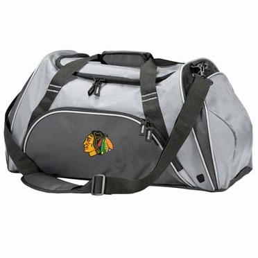 Chicago Blackhawks Action Duffle (Team Color)