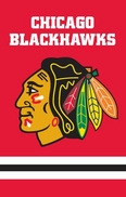 Chicago Blackhawks Flags & Outdoors