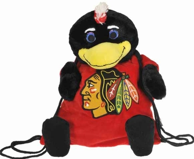Chicago Blackhawks Backpack Pal