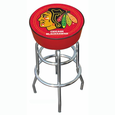 Chicago Blackhawks Barstool
