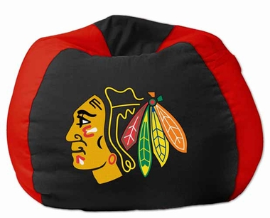 Chicago Blackhawks Bean Bag Chair