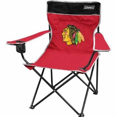 Chicago Blackhawks Broadband Quad Tailgate Chair
