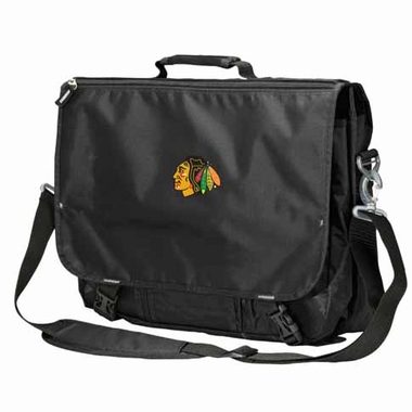 Chicago Blackhawks Executive Attache Messenger Bag