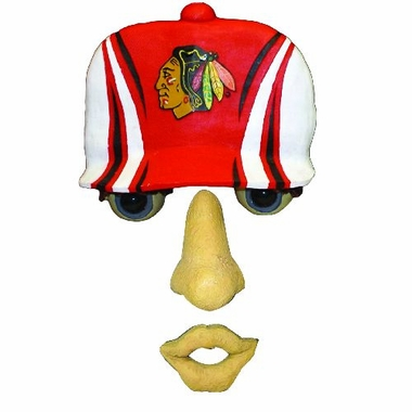 Chicago Blackhawks Forest Face