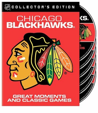 Chicago Blackhawks Great Moments and Classic Games DVD